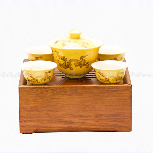 Mini Tea Ceremony Carry Set