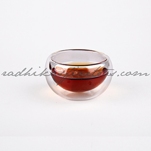Tea Shots, Style, double walled cup