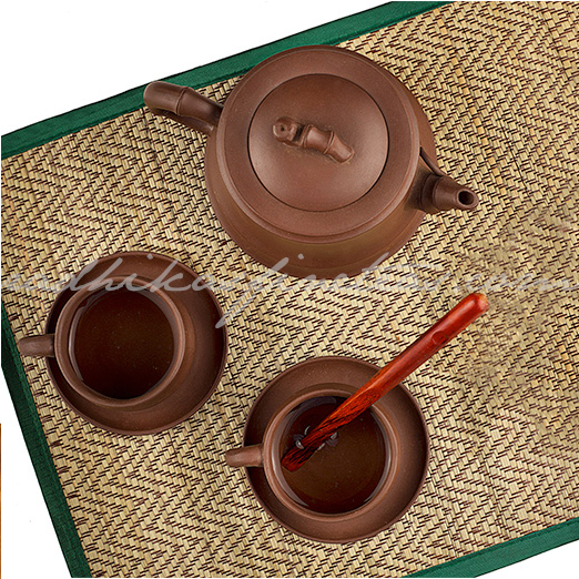 Yixing Kettle Set, Style, Oriental