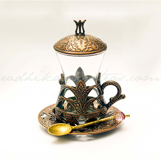 Cup Saucer, Style, Turkish