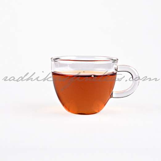 Glass Cup, Cutting Chai Style