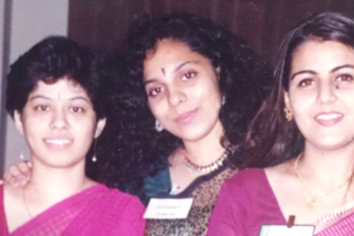 Chapter two, Radhikas growing up