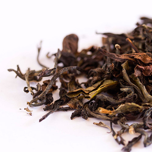 Darjeeling Oolong Leaf Tea