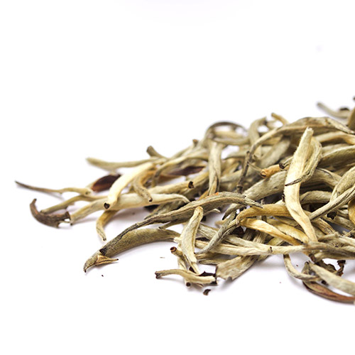 Silver Needle White Leaf QUIET-MOMENT Tea