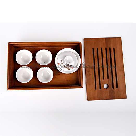 Wooden Tea Pan