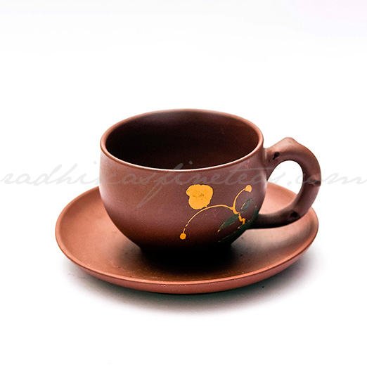Cup Saucer, Style, Oriental Yixing