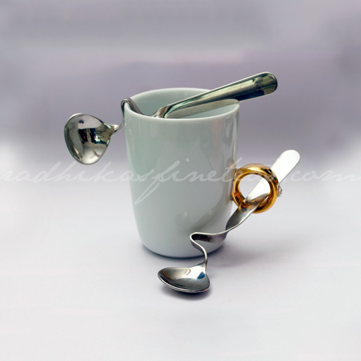 Wedding Ring Cup
