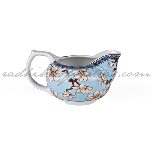 Serving Kettle, Style, Blue Floral